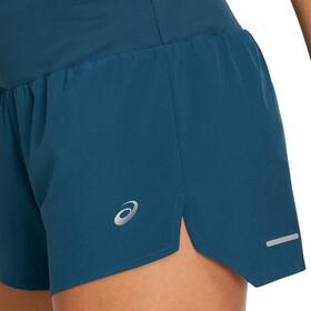 "asics Road 3,5"" Shorts Dames, magnetic blue"
